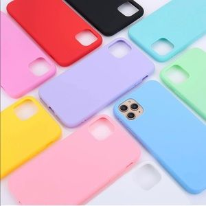 Green Silicone iPhone 11 Pro Max Phone Case